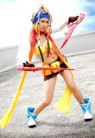 Rikku - Final Fantasy X2 by dukesawolf
