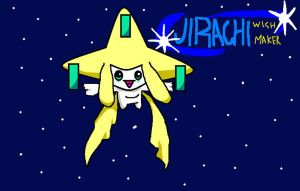 jirachi wish maker by anime-lover05