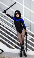 Female Nightwing by MsCosplayART