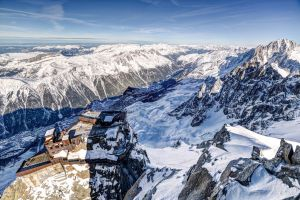 Chamonix valley by Reiep