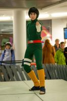 Rock Lee by miss-yukihara