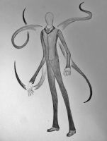 Slenderman by Lexinator117