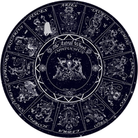 Da Zodiac - The Astral Wheel by YukiMiyasawa