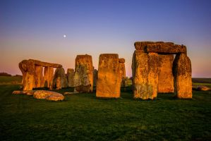 Stonehenge by ColorSlow