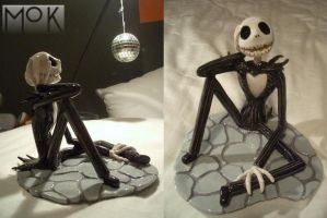 Jack Skellington by moek