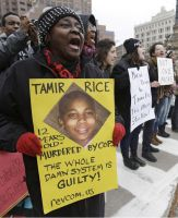 Tamir Rice shot by #KillerCop by Valendale