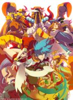 Breath Of Fire III by HeavyMetalHanzo