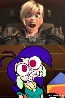 Calhoun and Vambre Shocking Reaction by GregoryMoralesJR2016