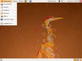 Ubuntu Linux Screenshots. by pri2sh
