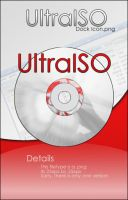UltraISO Dock Icon by FSDown
