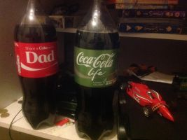 Coca Cola Life by HTF-432