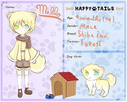 HT - Mello (Updated) by Hina-Mi