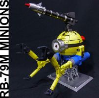RB-79M Minions by alphaleo14