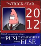 Patrick Star- 2012 by Zuerel