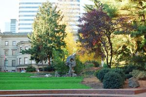 Downtown PDX: Sacred by neuroplasticcreative