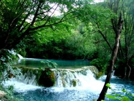 Plitvice by Domino310