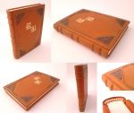Milord - leather journal/notebook/diary by Vanyanie