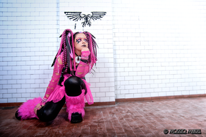 Cyber goth - Overthinking by PrincessMiele