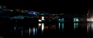 The Harbor of Sisimiut by johnd920