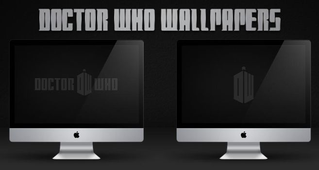 Doctor Who Wallpapers by RobotBoyMedia