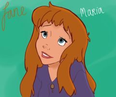 15 year old Jane by Ribon95