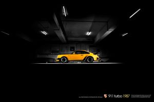 porsche 911 turbo 1987 a by rd4play