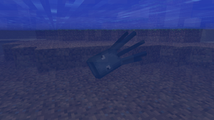 Minecraft - Squid by Ludolik