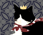 Oxford, My very own Cait Sith by Pandalee