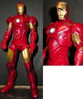 mark IV iron man by future-trunks