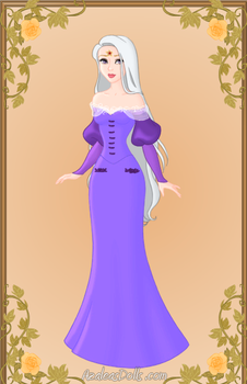 Lady Amalthea by Riveraria
