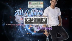 +All I have - Brushes by MoveLikeBiebs