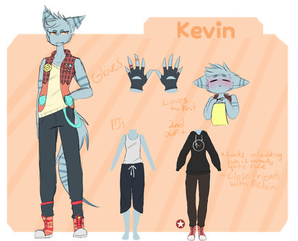 Kevin Refsheet by Mintixio