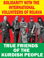 Volunteers of Rojava by Party9999999