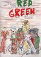 The Red Green Show Cast Canine Style by Miss-Whoa-Back-Off