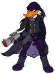 Darkwing Beyond - Fowler by negathus