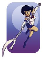 Sailor Saturn by acenco