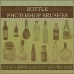 bottle brushes by chokingonstatic
