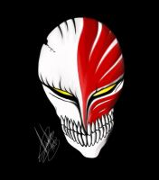 Ichigo Mask Finished by Xepy