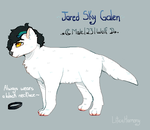 Jared Sky Galen Reference 2015 by LiticaHarmony