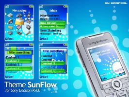 SunFlow - K700 by bmrpeal