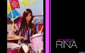 RINA of SCANDAL wallpaper by xalleonlatsyrc