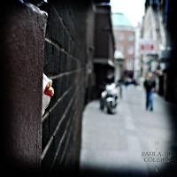 Street Lips by PaulaMCollins