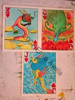 Mystical Cards by Sombraluz-Images