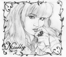 Nicolly by Cristroll