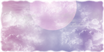 Fantasy Space and Castle CSS Banner by WDWParksGal-Stock