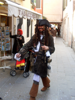 Costume 23 - Captain Jack Sparrow by TakeruDavis