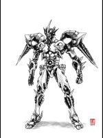 Guyver Gigantic- Blackface by Rawbot