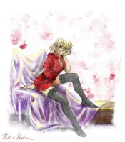 Snow Seras by MamonnA