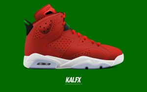Air Jordan 6 Retro 'History of Jordan' by BBoyKai91