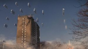 Space Invaders.....Invasion by Wlaban